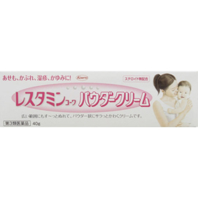 レスタミンコーワパウダークリーム 40g [第3類医薬品]