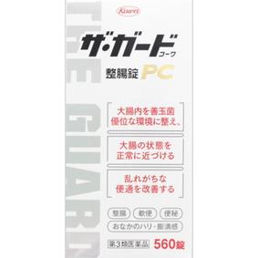 ザ・ガードコーワ整腸錠PC 560錠 [第3類医薬品]