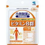 小林製薬の栄養補助食品 ビタミンB群<30日分> 12g(200mg×60粒)