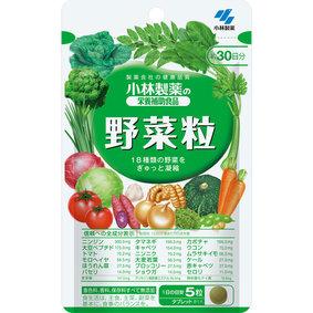 ※小林製薬の栄養補助食品 野菜粒 52.5g(350mg×150粒)