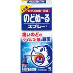 のどぬ~るスプレー 25mL [第3類医薬品]