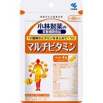 小林製薬の栄養補助食品 マルチビタミン<30日分> 12g(400mg×30粒)