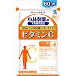 小林製薬の栄養補助食品 ビタミンC<お徳用60日分> 75.6g(420mg×180粒)