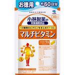 小林製薬の栄養補助食品 マルチビタミン<お徳用60日分> 24g(400mg×60粒)