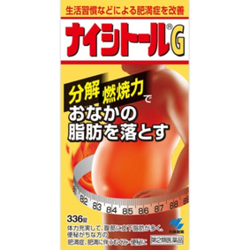 ナイシトールG 336錠 [第2類医薬品]