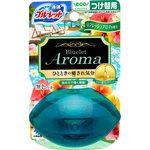 液体ブルーレットおくだけアロマ つけ替用 リフレッシュアロマの香り 70mL