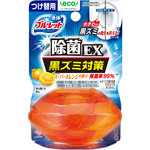 液体ブルーレットおくだけ除菌EX つけ替用 スーパーオレンジ 70mL
