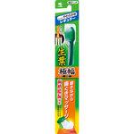 生葉極幅ブラシ やわらかめ 緑/赤/青 1本
