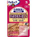 小林製薬の栄養補助食品 ナットウキナーゼEX 29.1g(485mg×60粒)