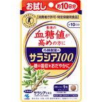 小林製薬のサラシア100 お試し 9.6g(320mg×30粒)