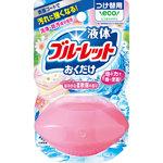 液体ブルーレットおくだけ つけ替用 洗いたて柔軟剤の香り 70mL