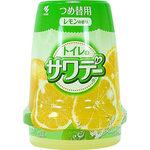 サワデー つめ替 レモンの香り 140g