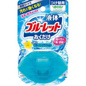 液体ブルーレットおくだけ つけ替用 清潔なブルーミーアクアの香り 70mL