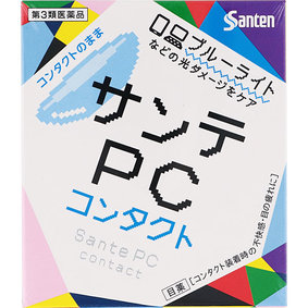 サンテPC コンタクト 12mL [第3類医薬品]