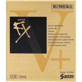 サンテFX Vプラス 12mL [第2類医薬品]