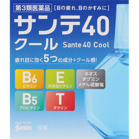 サンテ40クール 12mL [第3類医薬品]