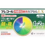 プレコール持続性鼻炎カプセルLX 20カプセル [指定第2類医薬品]