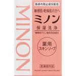 ミノン 薬用スキンソープ 80g