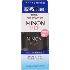 ミノン メン 薬用フェイスミルク 100mL