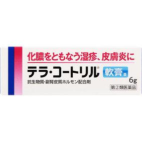 テラ・コートリル軟膏a 6g [指定第2類医薬品]