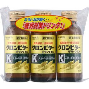 グロンビターデラックスK 100mL×3本 [第2類医薬品]