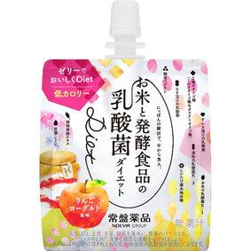 ※お米と発酵食品の乳酸菌 Diet<パウチゼリー> 150g