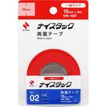 ナイスタック(小巻)両面テープ15mm 6m