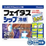 フェイタス シップ 24枚(6枚×4袋)・10cm×14cm [第2類医薬品]