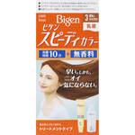 ビゲン スピーディカラー 乳液 3 明るいライトブラウン 1個