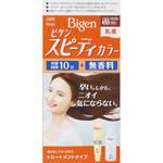 ビゲン スピーディカラー 乳液 4NA ナチュラリーブラウン 1個