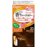 ビゲン 香りのヘアカラー 乳液 2D 落ち着いたより明るいライトブラウン 1個