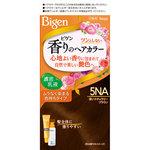 ビゲン 香りのヘアカラー 乳液 5NA 深いナチュラリーブラウン 1個
