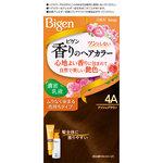 ビゲン 香りのヘアカラー 乳液 4A アッシュブラウン 1個