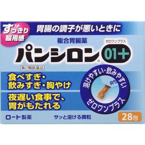 パンシロン01プラス 1.50g×28包 [第2類医薬品]