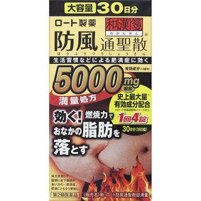 新・ロート防風通聖散錠満量 360錠 [第2類医薬品]