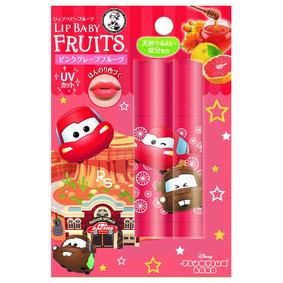 [数量限定]メンソレータム リップベビーフルーツ ピンクグレープフルーツ ツムツムデザイン ピンクグレープフルーツ 4.5g×2