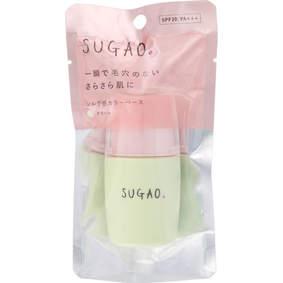 SUGAO シルク感カラーベース グリーン 20mL