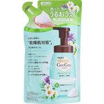 ケアセラ 泡の高保湿ボディウォッシュ ボタニカルフラワーの香り つめかえ用 385mL