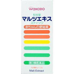 和光堂マルツエキス・スティック 9g×12包 [第3類医薬品]