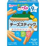 ※赤ちゃんのおやつ+Ca カルシウム チーズスティック 50g(3本×7袋)