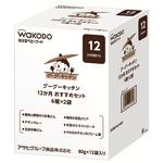 グーグーキッチン 12か月おすすめセット 6種×2袋(80g×12)