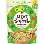 はじめてのシリアル 8種の緑黄色野菜 40g