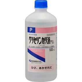 グリセリンカリ液P「ケンエー」 500mL