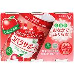 コバラサポート りんご風味 185mL×6缶