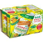 ※コバラサポート ふくらみplus キウイ&パイン風味 185mL×6缶
