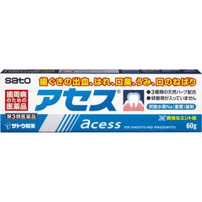アセス 60g [第3類医薬品]