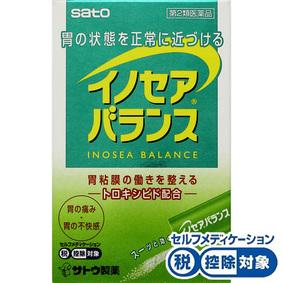 ★イノセアバランス 12包 [第2類医薬品]