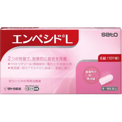 エンペシドL 6錠