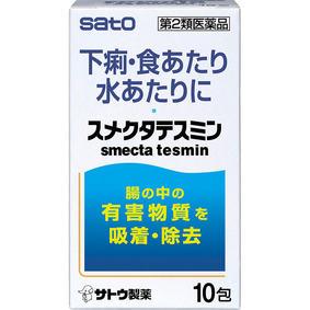 スメクタテスミン 3.76g×10包 [第2類医薬品]
