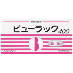 ビューラックA 400錠 [第2類医薬品]